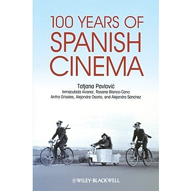 100 Years of Spanish Cinema, Used Book (9781405184199)