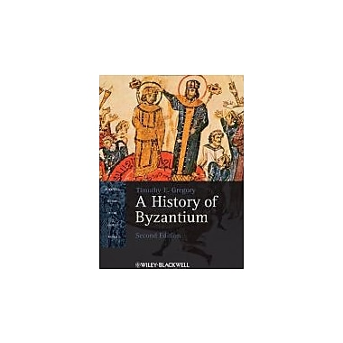 A History of Byzantium, Used Book (9781405184717)