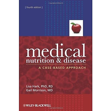 Medical Nutrition and Disease: A Case-Based Approach, Used Book (9781405186155)