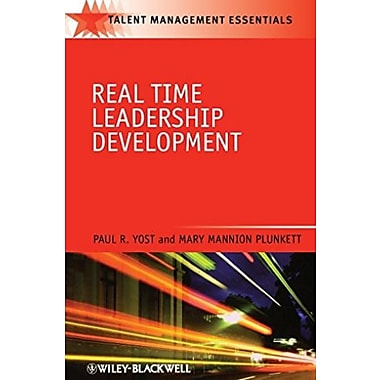 Real Time Leadership Development, Used Book (9781405186674)