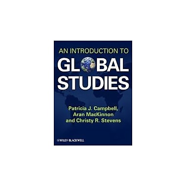 An Introduction to Global Studies, Used Book (9781405187367)