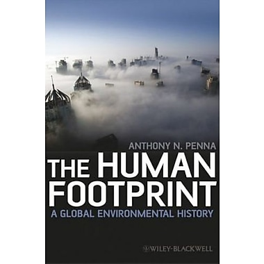 The Human Footprint: A Global Environmental History, Used Book (9781405187718)