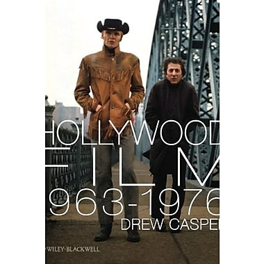 Hollywood Film 1963-1976: Years of Revolution and Reaction, New Book (9781405188289)
