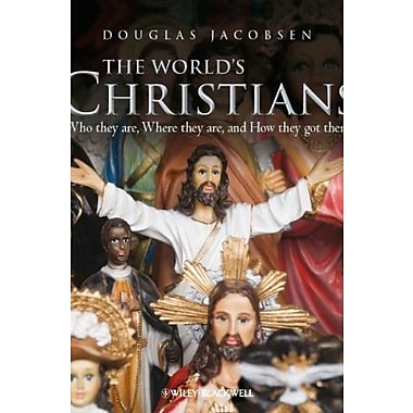 The World's Christians: Who they are, Where they are, and How they got there, New Book (9781405188876)