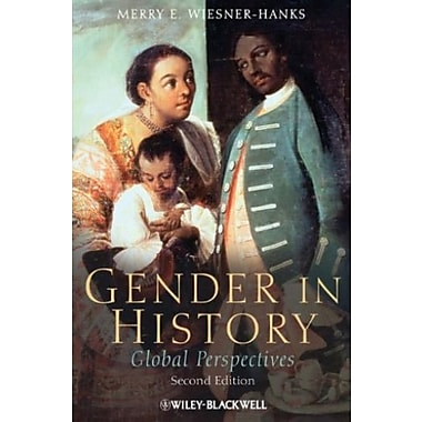 Gender in History: Global Perspectives, New Book (9781405189958)