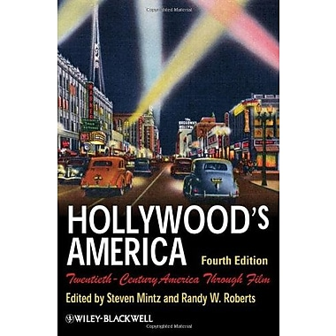 Hollywood's America: Twentieth-Century America Through Film, New Book (9781405190039)