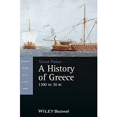 A History of Greece, 1300 to 30 BC, New Book (9781405190336)