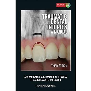 Traumatic Dental Injuries: A Manual, Used Book (9781405190619)