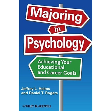 Majoring in Psychology: Achieving Your Educational and Career Goals, Used Book (9781405190633)