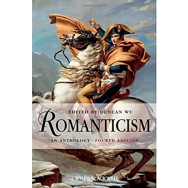 Romanticism: An Anthology, New Book (9781405190756)