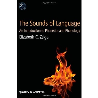 The Sounds of Language: An Introduction to Phonetics and Phonology, New Book (9781405191036)