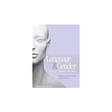 Language and Gender: A Reader, 2nd Edition, New Book (9781405191272)
