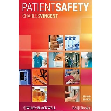 Patient Safety, Used Book (9781405192217)