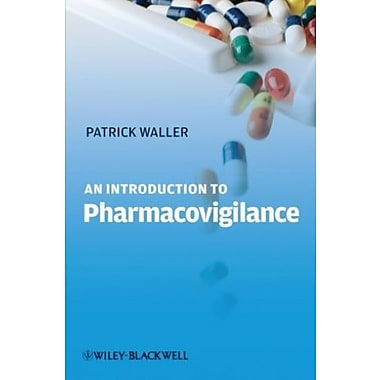 An Introduction to Pharmacovigilance, Used Book (9781405194716)