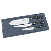 Mundial 5100 Series 3 Piece Starter Set; Black
