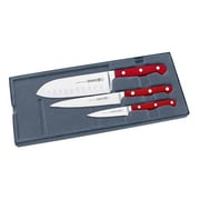 Mundial 5100 Series 3 Piece Starter Set; Red