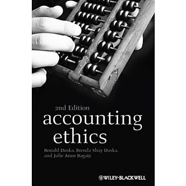 Accounting Ethics, Used Book (9781405196130)