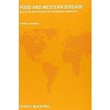 Food and Western Disease: Health and Nutrition from an Evolutionary Perspective, New Book (9781405197717)