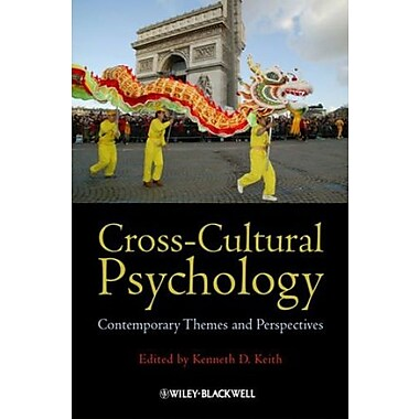 Cross-Cultural Psychology: Contemporary Themes and Perspectives, New Book (9781405198059)