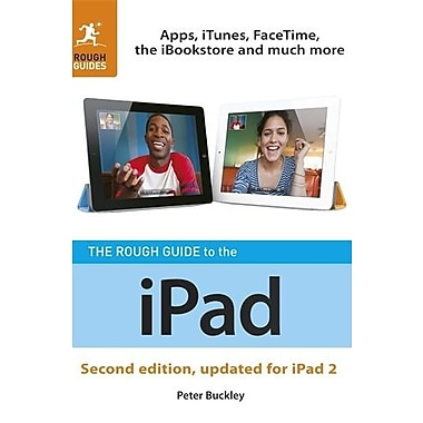 The Rough Guide to the iPad, Used Book (9781405386531)