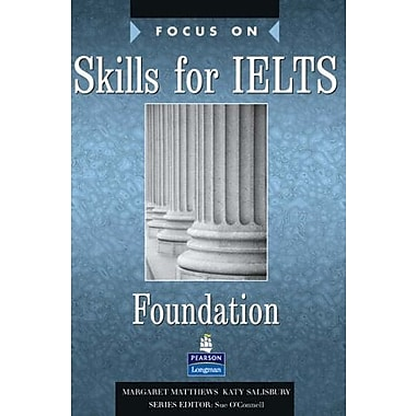 Focus on Skills for Ielts. Foundation, Used Book (9781405831642)