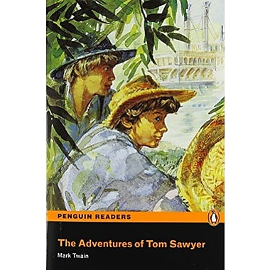 Adventures of Tom Sawyer, The Level 1 Penguin Readers (2nd Edition) (Penguin Readers Level 1), Used Book (9781405842778)