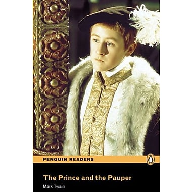 Prince and the Pauper, The Level 2 Penguin Readers (2nd Edition) (Penguin Readers Level 2), Used Book (9781405842907)