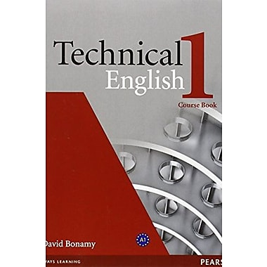 Technical English 1 Course Book, Used Book (9781405845458)