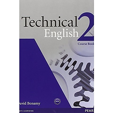 Technical English 2 Course Book, Used Book (9781405845540)