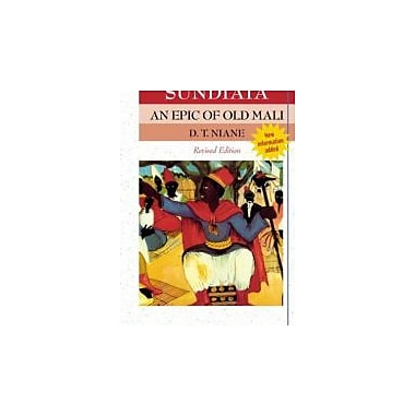 Sundiata: An Epic of Old Mali (Revised Edition) (Longman African Writers), New Book (9781405849425)