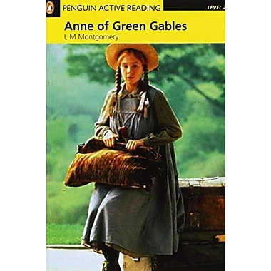 Anne of Green Gables, Level 2, Penguin Active Readers (Penguin Active Readers, Level 2), New Book (9781405852050)