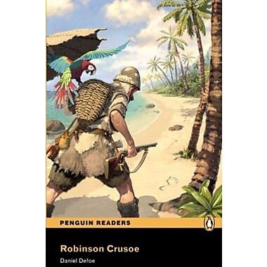 Robinson Crusoe, Level 2, Penguin Readers (2nd Edition) (Penguin Readers, Level 2) (9781405855334)