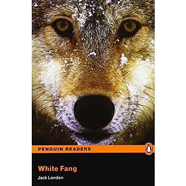 White Fang, Level 2 Penguin Readers (2nd Edition) (Penguin Readers Level 2), Used Book (9781405855389)