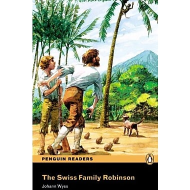 Swiss Family Robinson, The, Level 3, Penguin Readers (2nd Edition) (Penguin Readers: Level 3), New Book (9781405855488)