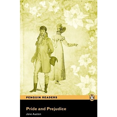 Pride and Prejudice, Level 5, Penguin Readers (2nd Edition) (Penguin Readers, Level 5) (9781405862462)