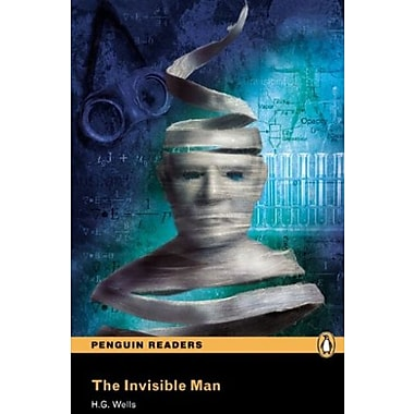 Invisible Man, The, Level 5, Penguin Readers (Penguin Readers: Level 5), New Book (9781405862509)