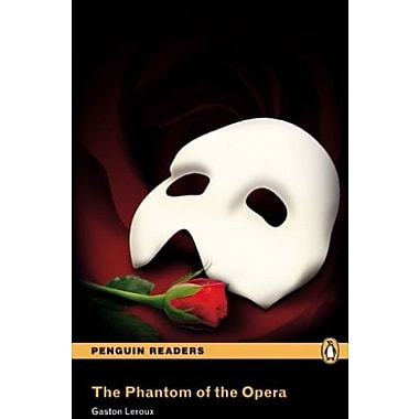 Phantom of the Opera, The Level 5 Penguin Readers (2nd Edition) (Penguin Readers Level 5), Used Book (9781405865159)