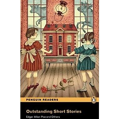 Outstanding Short Stories, Level 5, Penguin Readers (2nd Edition) (Penguin Readers, Level 5), New Book (9781405865197)