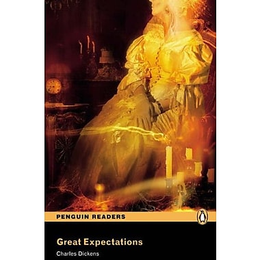 Great Expectations, Level 6, Penguin Readers (2nd Edition) (Penguin Readers, Level 6), New Book (9781405865289)