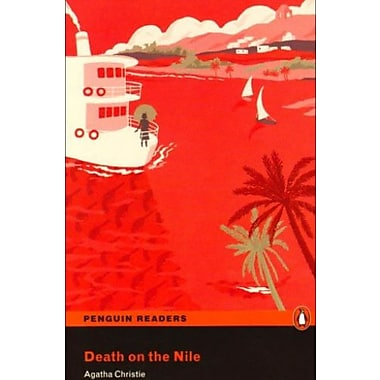 Death on the Nile, Level 5 Penguin Readers (2nd Edition) (Penguin Readers Level 5), Used Book (9781405867795)
