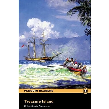 Treasure Island, Level 2, Penguin Readers (2nd Edition) (Penguin Readers, Level 2) (9781405869638)