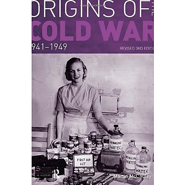 Origins of the Cold War 1941-49: Revised 3rd Edition, Used Book (9781405874335)