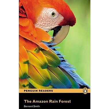 Amazon Rain Forest, The, Level 2, Penguin Readers (2nd Edition) (Penguin Readers, Level 2) (9781405881548)