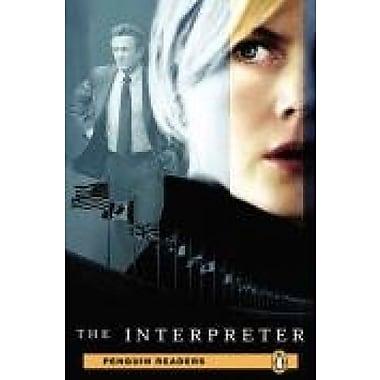 The Interpreter: Level 3 (Penguin Readers (Graded Readers)), New Book (9781405881890)