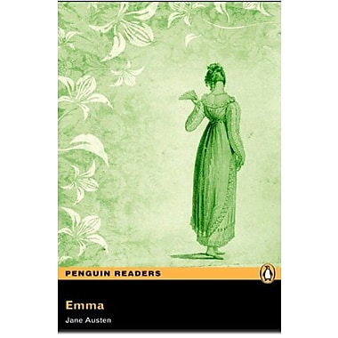 Emma, Level 4, Penguin Readers (2nd Edition) (Penguin Readers: Level 4), New Book (9781405882149)
