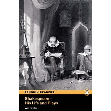 Shakespeare: His Life and Plays (Penguin Readers (Graded Readers)) (9781405882316)