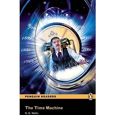 Time Machine, The Level 4 Penguin Readers (2nd Edition) (Penguin Readers Level 4), Used Book (9781405882347)