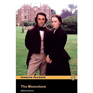 Moonstone, The, Level 6, Penguin Readers (2nd Edition) (Penguin Readers (Graded Readers)) (9781405882682)