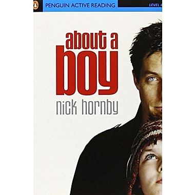 About a Boy, Level 4, Penguin Active Readers (Penguin Active: Level 4), New Book (9781405884501)