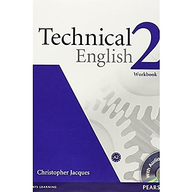 Technical English 2 Workbook with Audio CD, Used Book (9781405896559)